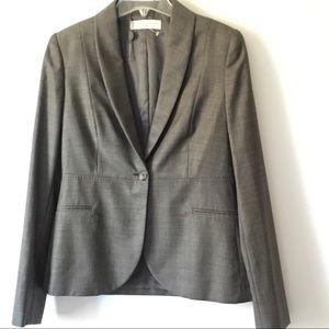 Stella McCartney Wool Blazer Jacket Button Career